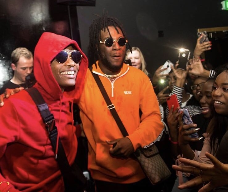 You Have Nothing To Prove Again – Burna Boy tells Wizkid (Video)