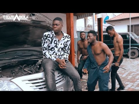 Comedy Video: The Cute Abiola – The Mechanic
