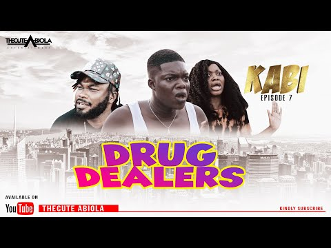 Comedy Video: The Cute Abiola ft. Slimcase – Drug Dealers