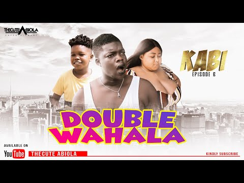 Comedy Video: The Cute Abiola – Double Trouble
