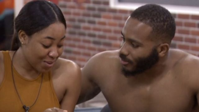 BBNaija 2020: Erica & Kiddwaya caught having hot sex (Video)