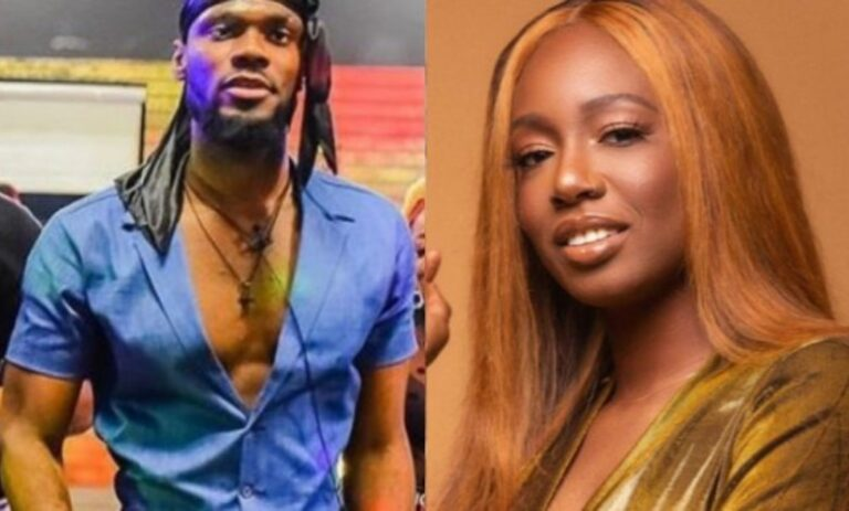 BBNaija 2020 : Tolanibaj gives Prince terms & condition to date her