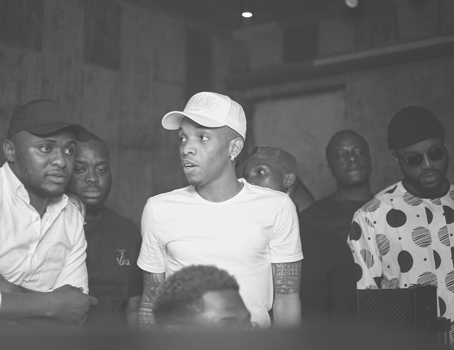 If not for Iyanya & Ubi Franklin , I won't be here - Tekno