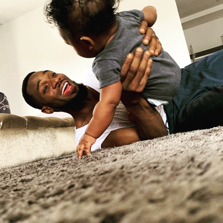 D'banj celebrates his son first birthday