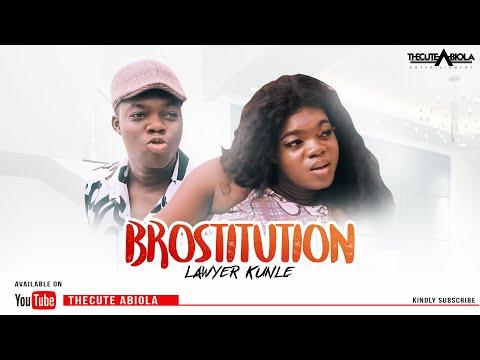 Comedy Video: The Cute Abiola – Brostitute