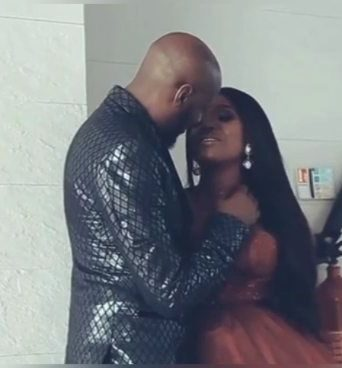 See how Annie Idibia celebrates her husband 2Baba at 45 (video)