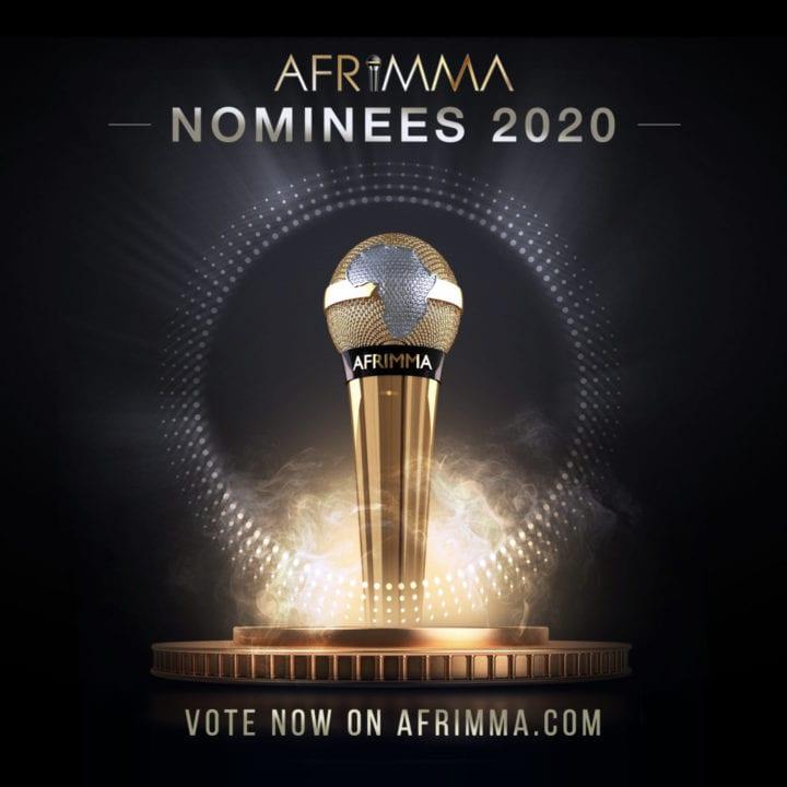AFRIMMA 2020 NOMINATION