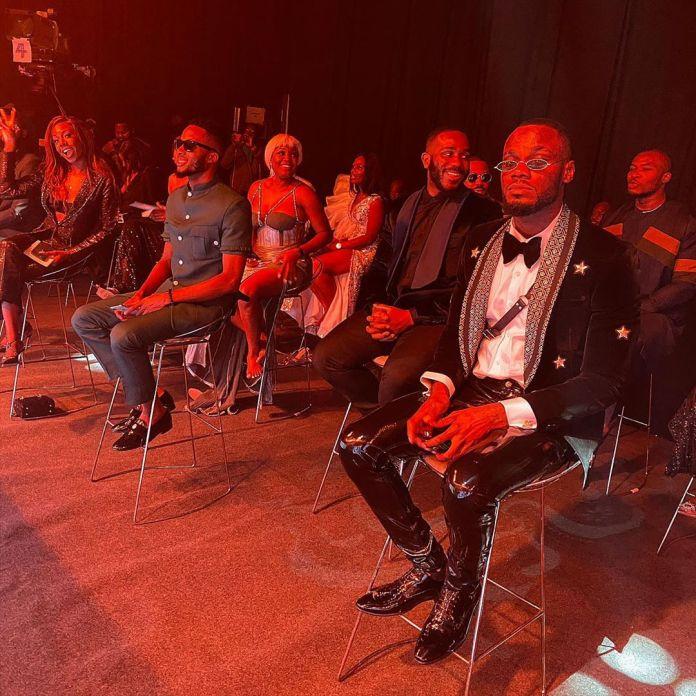 BBNaija : See How Ex-Housemates dressed to the BBNaija Grand Finale