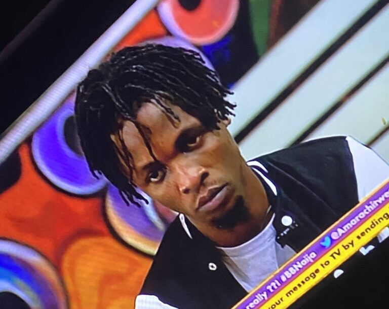 BBnaija 2020: My Biggest fear when I leave the house – Laycon