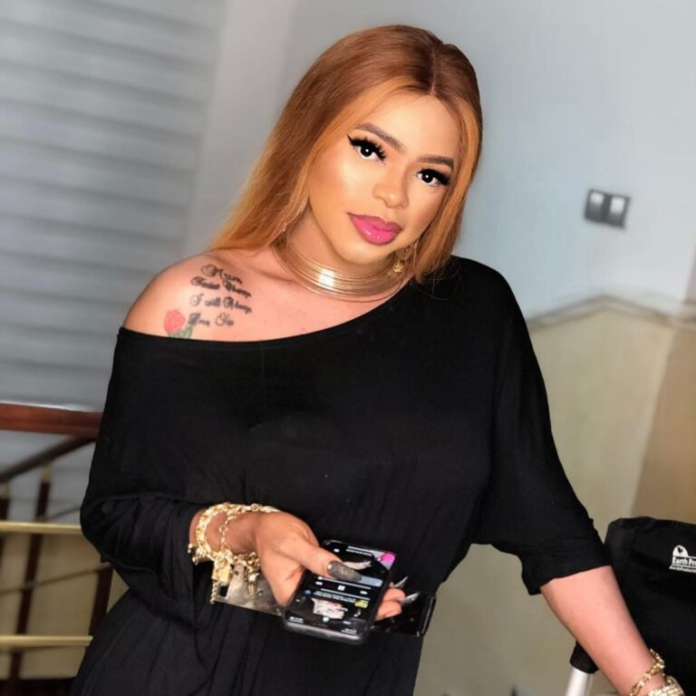 My ongoing new house cost N590M – Bobrisky reveals