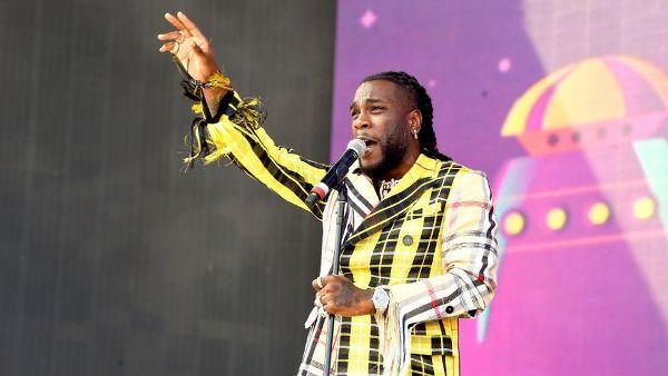 Burna boy tops Billboard world chart