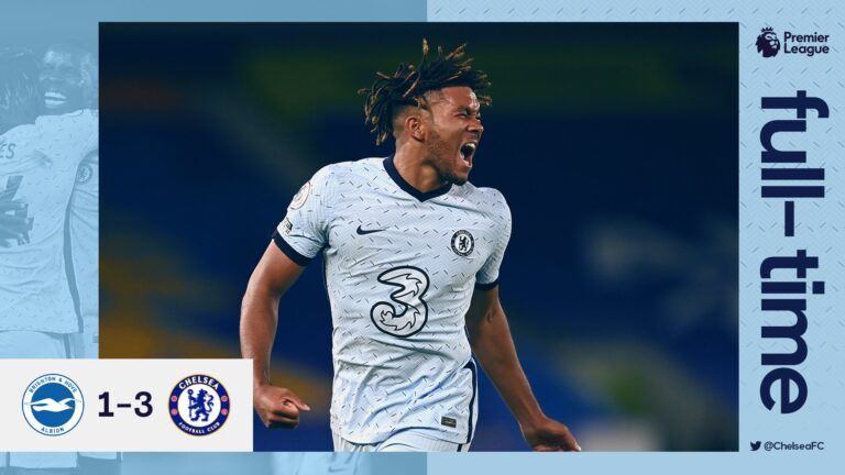 Brighton vs Chelsea 1-3 – Highlights [DOWNLOAD VIDEO]