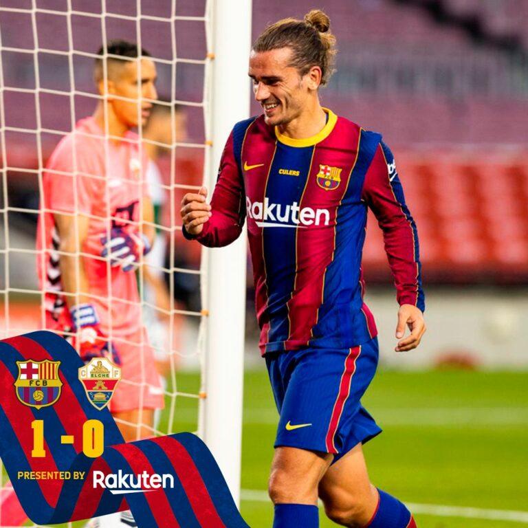 Barcelona vs Elche 1-0 – Highlights [DOWNLOAD VIDEO]