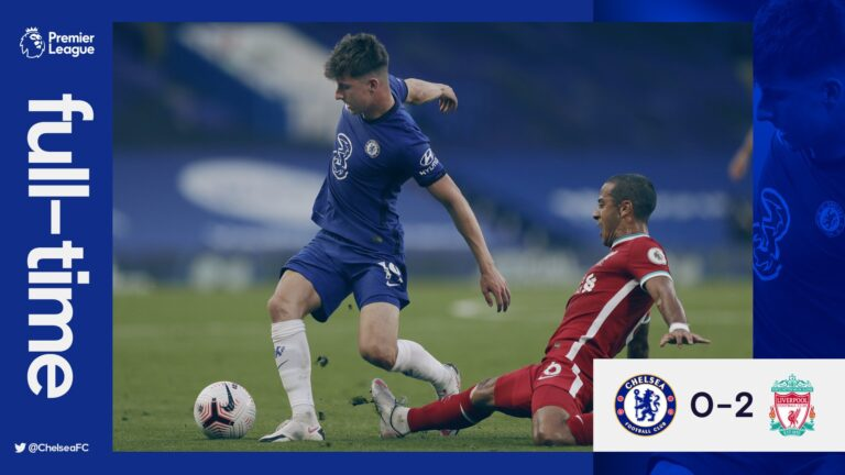 Chelsea vs Liverpool 0-2 – Highlights [DOWNLOAD VIDEO]