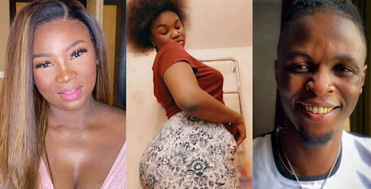 Jaruma exposes lady who seeks her charm to use on Laycon