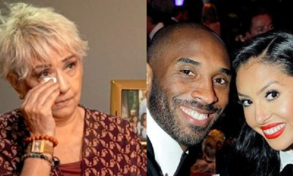 Kobe Bryant's wife sends Mum out of his house