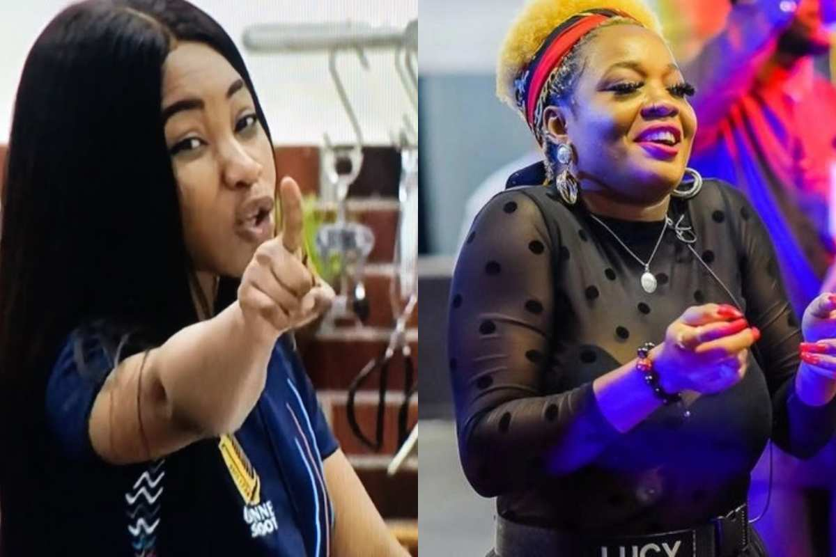 BBNaija 2020: See what Lucy told Erica moments before disqualification
