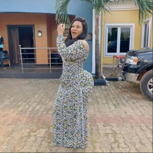 My Bum Is Too Big To Hide, I Don't Flaunt It – Curvaceous Actress, Nkechi Blessing Declares