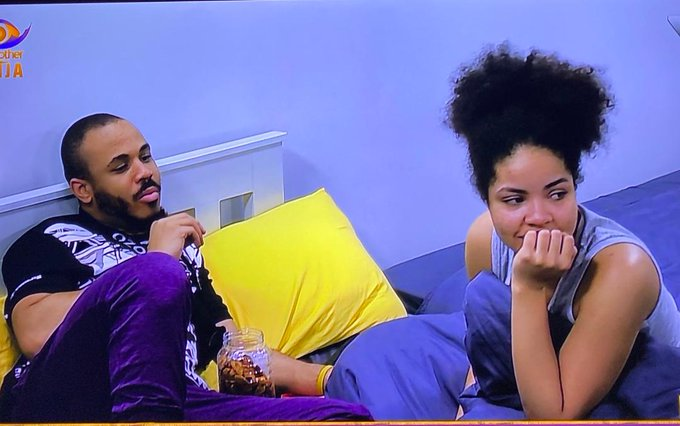 BBNaija 2020: Nengi slams Ozo, accuses him masturbating