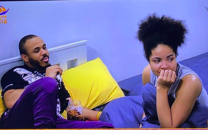 BBNaija 2020: Nengi states reasons she cannot date Ozo