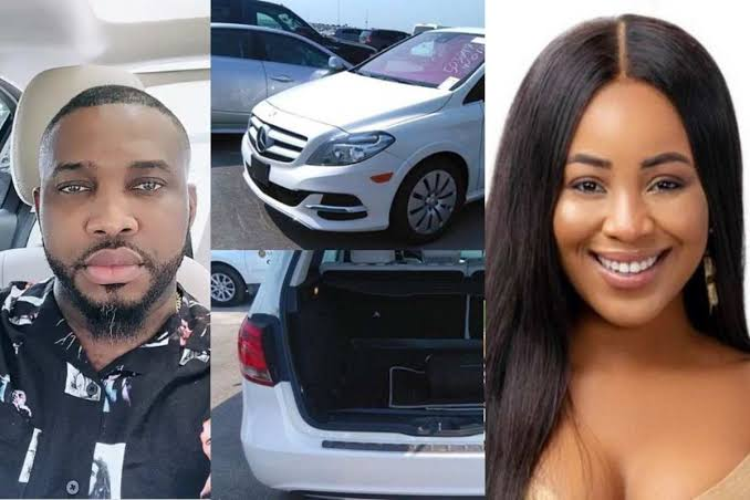 CMC Motors CEO showers Erica with curses