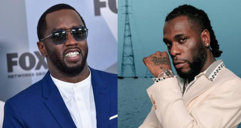 Diddy didn't take any money to produce Twice as Tall album – Burna Boy