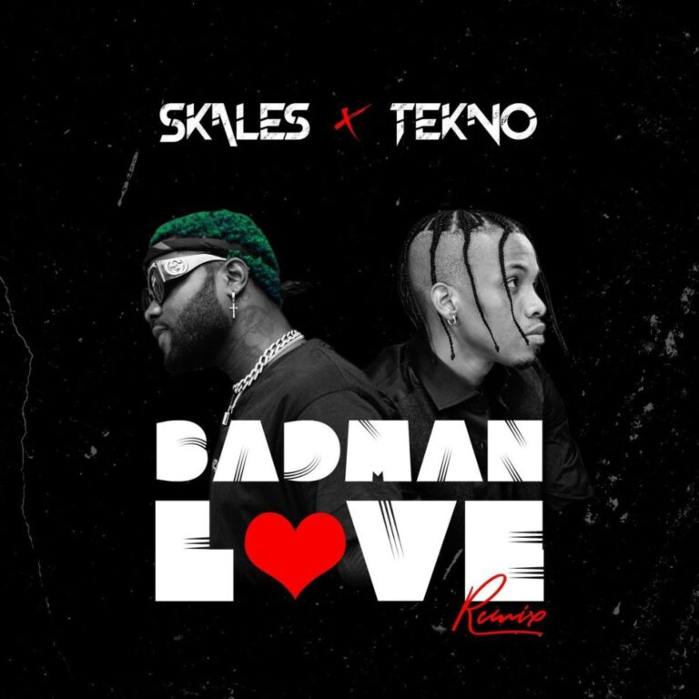 Skales Ft. Tekno – Badman Love (Remix)