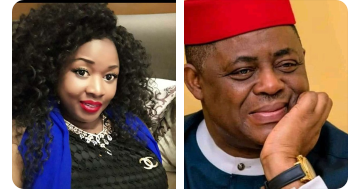 Fani-Kayode's Ghanaian wife discloses details about domestic violence