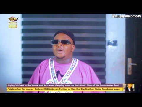 Comedy Video: Broda Solomon – End Of Big Brother Naijal