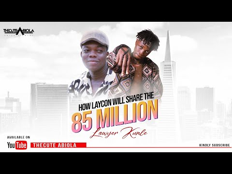 Comedy Video: The Cute Abiola – How Laycon Will Share 85M Winning