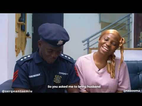 Comedy Video: Taaooma – Police Fiance
