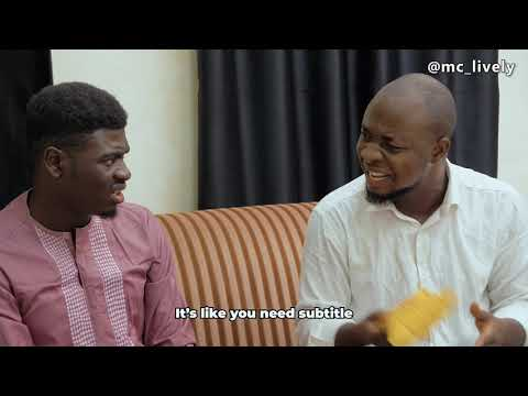 Comedy Video: Mc Lively – Oil