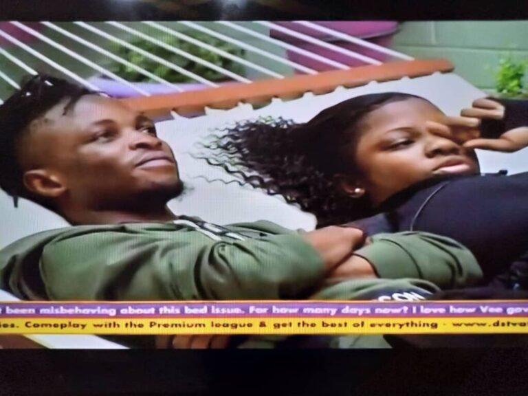 BBNaija 2020: Kiddwaya is foolish – Laycon tells Dorathy (Video)