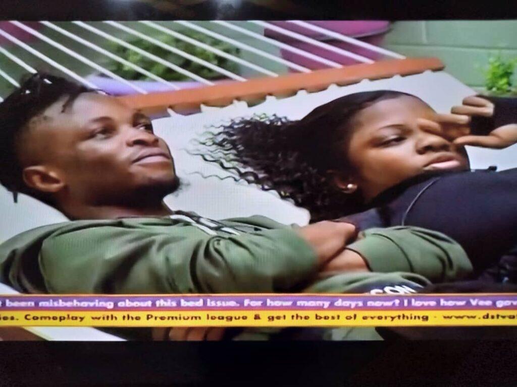 BBNaija 2020: Kiddwaya is foolish - Laycon tells Dorathy (Video)
