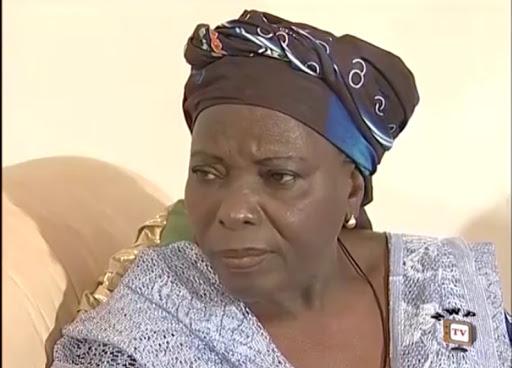 Nollywood looses Veteran Actress Louisa Nwobodo to death.