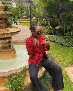 kenyan comedian fenty partnership