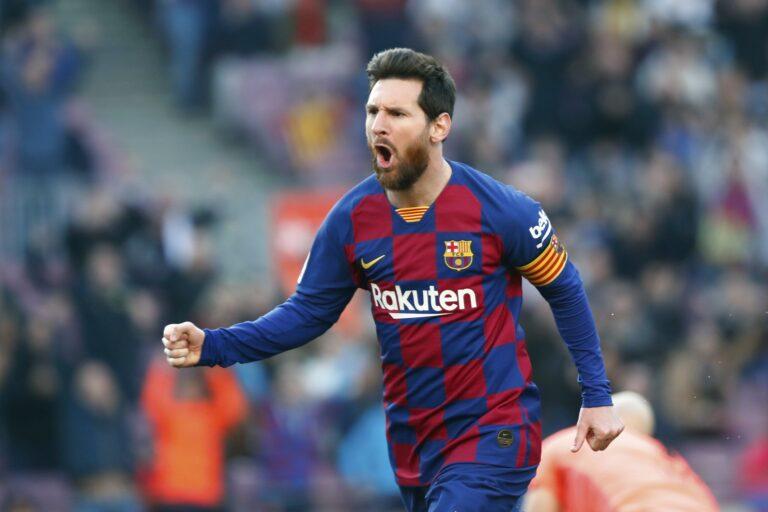European Union Court Upholds Lionel Messi Win Over Trademark Battle
