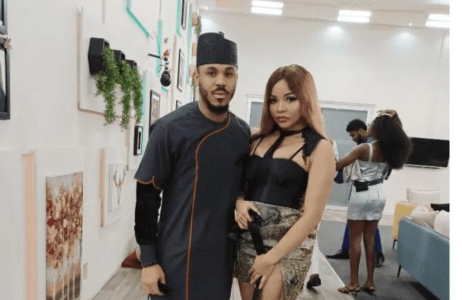 BBNaija 2020: Nengi had sex with Ozo in the bathroom allegedly