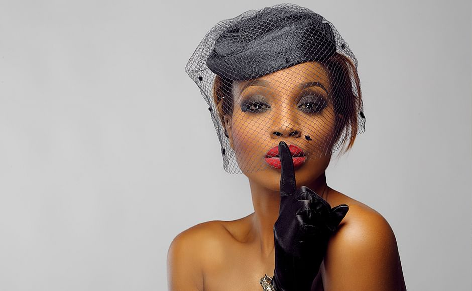 Seyi Shay nude photos