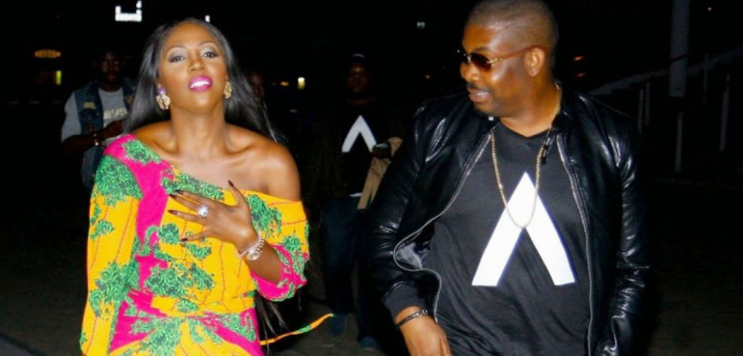 DSS invites Don Jazzy & Tiwa Savage for going against Buhari's government