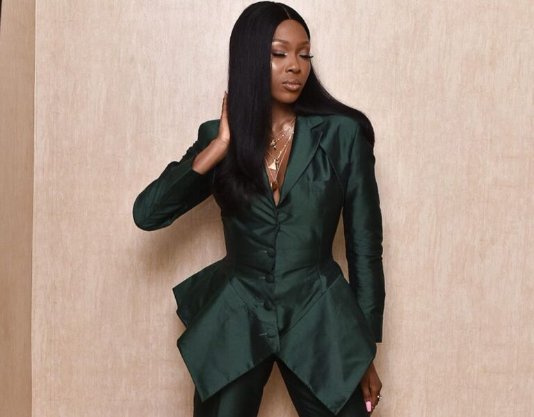 BBNaija : See what Vee said to her fans for her 1% vote in finals (Video)