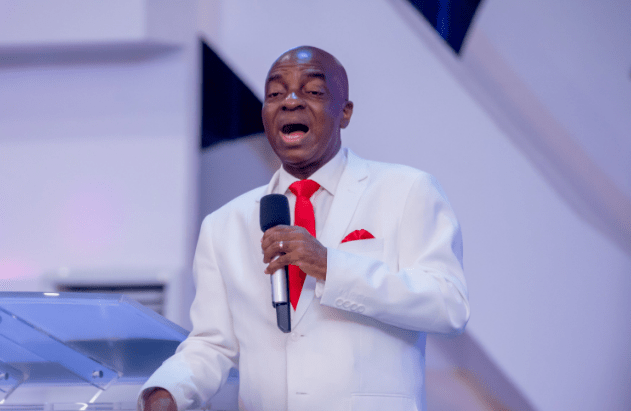 """David Oyedepo says """"its a demotion if asked to be Nigerian president"""""""