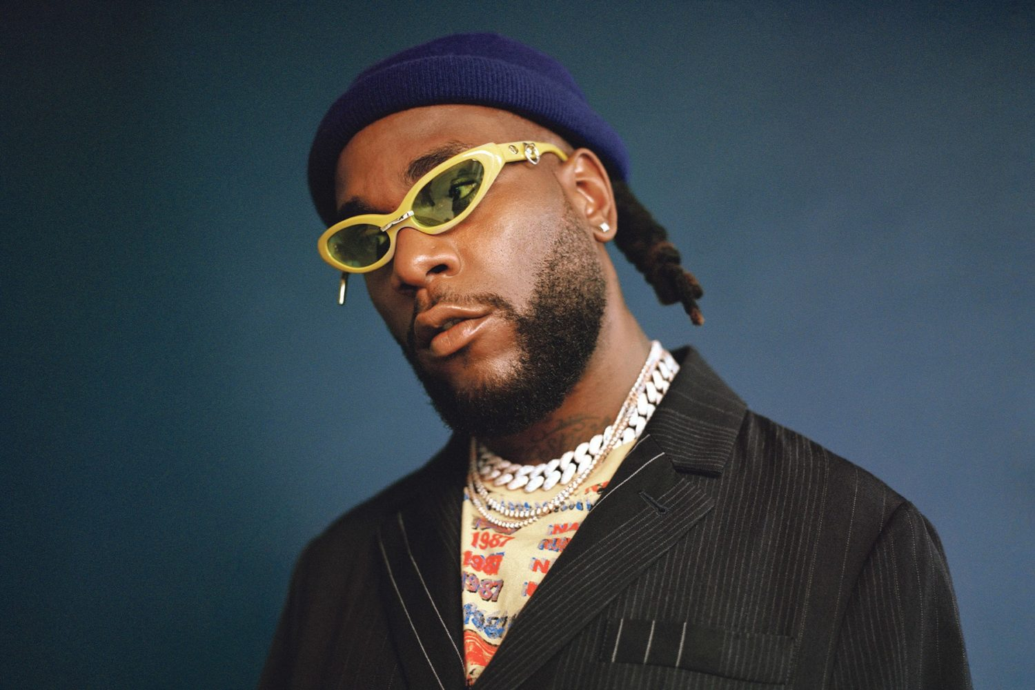 EndSARS: Burna Boy finally bows to pressure as he joins the protest