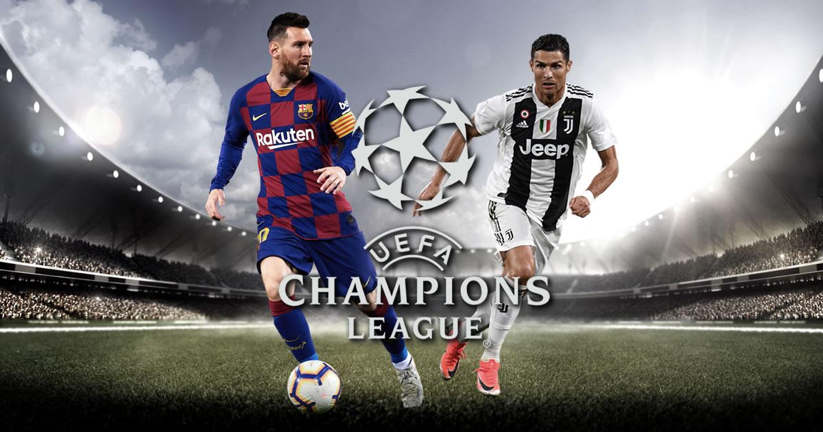 Champion's league fixtures