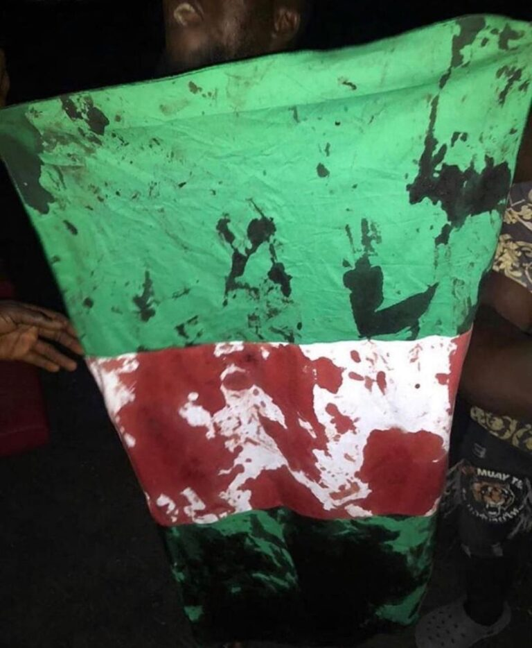 Falz cries out as government kills protesters in Lekki