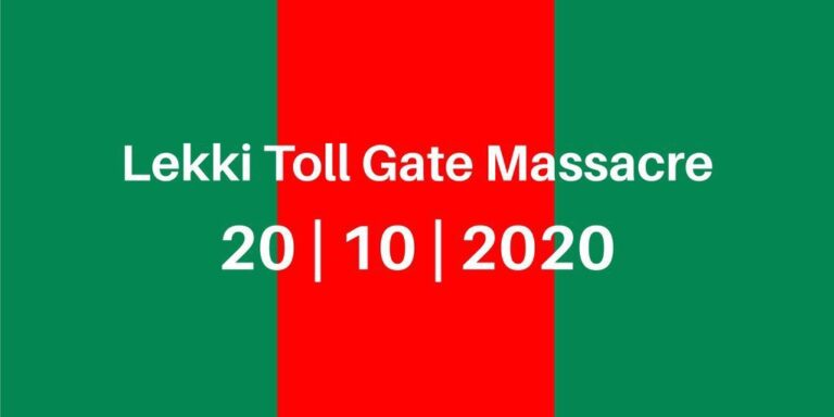 #LekkiMassacre: Light restored back on Lekki Tollgate (Video)
