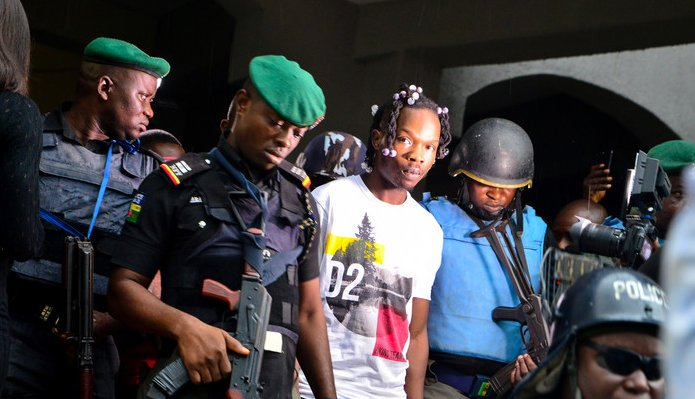 #ENDSARS: 8 Things to note from Naira Marley's Chat with Nigeria Police