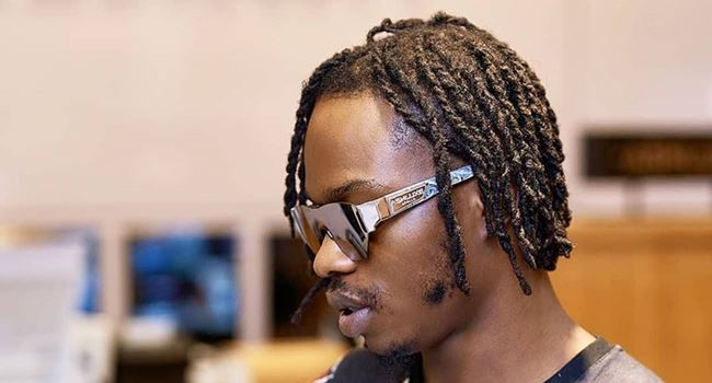 "Naira Marley backs SARS says ""Not all SARS officers are bad"""