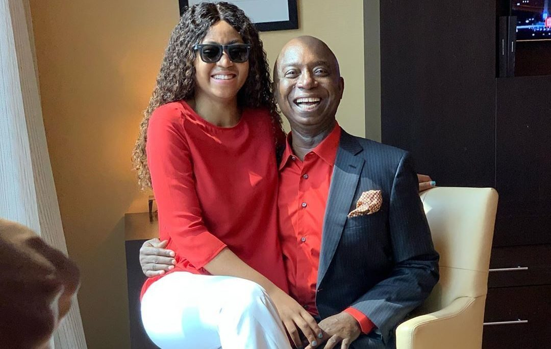 Regina Daniels and Ned Nwoko unfollow each other on Instagram