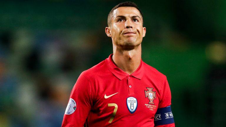 Coronavirus: Cristiano Ronaldo tests Positive